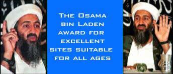 Osama bin Laden Award
